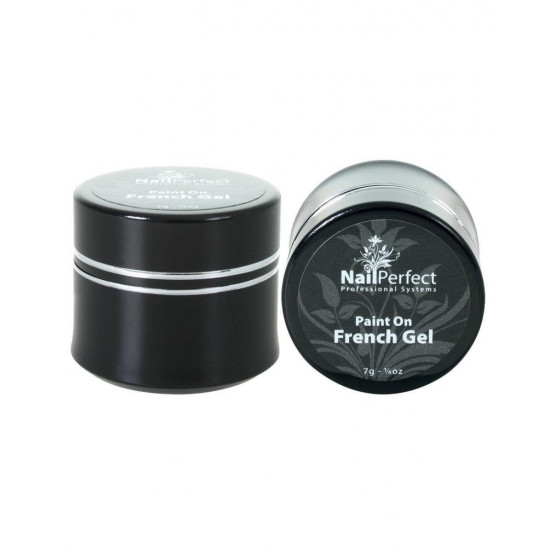 Paint On French Gel